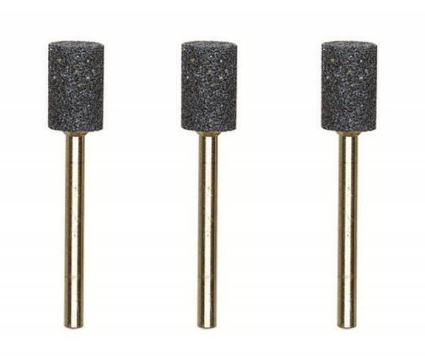 PROXXON Edelkorund-Schleifkörper Zylinder 8x13 mm 3 Stück 28781
