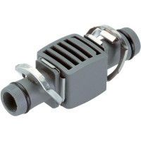 3x Gardena MDS Verbinder 13 mm 8356 Micro-Drip-System