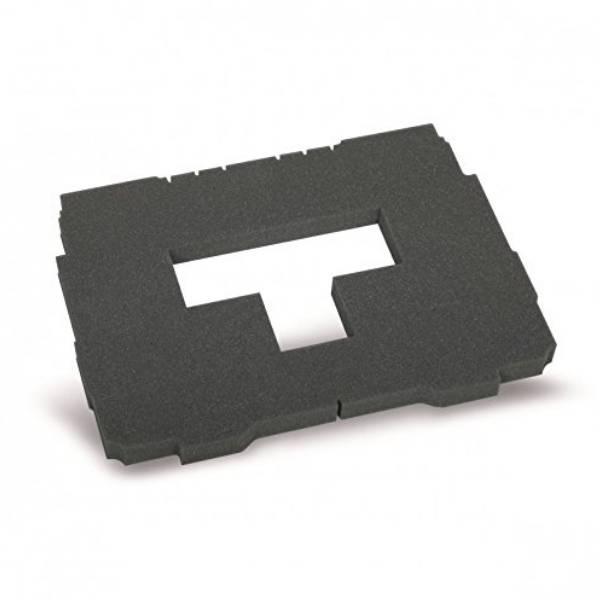 Tanos Würfelbodenpolster 25 mm weich für Systainer T-Loc