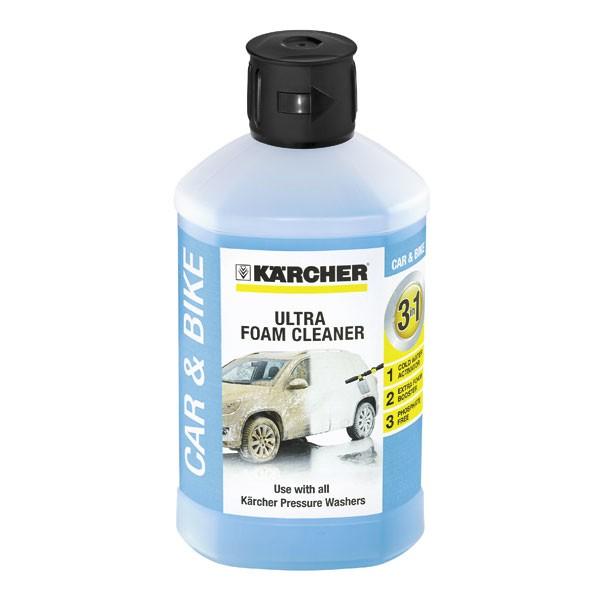 Kärcher Ultra Foam Cleaner 3in1 1L Schaumreiniger für Schaumdüse 62957430