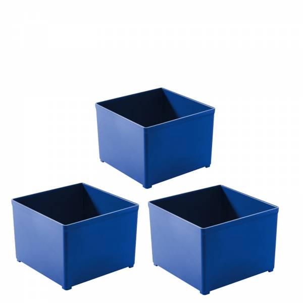 Festool Einsatzboxen Box 98x98/3 SYS1 TL 498040
