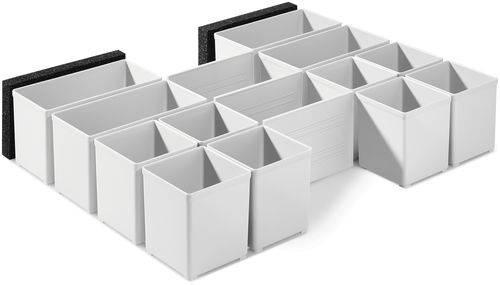 Festool Einsatzboxen Set 60x60/120x71 3xFT 201124