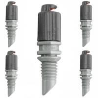 5x Gardena MDS-Sprühdüse 180 Grad 1367 Micro-Drip-System