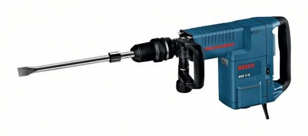 Impatto di BOSCH martello con attacco SDS-MAX GSH 11 E + caso scalpello piatto grasso tube maniglia