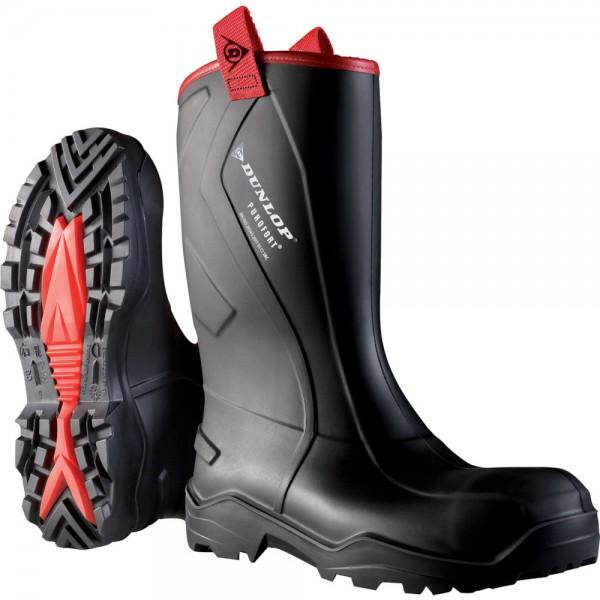 Dunlop Sicherheitsstiefel Purofort+ Rugged S5 CI SRC schwarz