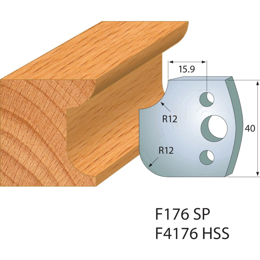 guhdo abweiser 40mm nr 176 guhdo profilmesser cbdirekt profi shop f r werkzeug sanit r garten. Black Bedroom Furniture Sets. Home Design Ideas