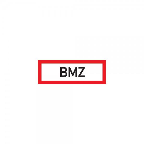 Brandsch-Schild Fol nachlBMZ 297x105mm