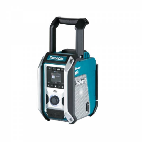 Makita Akku-Baustellenradio 12V max. - 18V DMR115 Bluetooth DAB+