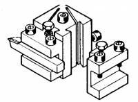 PROXXON Mehrfachstahlhalter für PD 400 24415