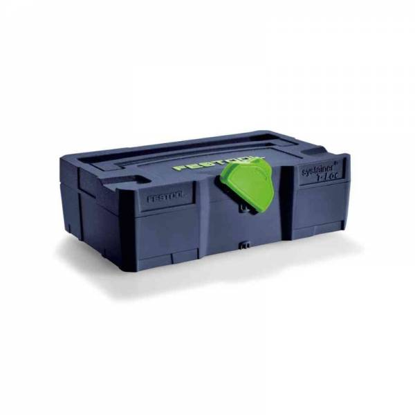 Festool Micro Systainer T-Loc Festool Fan-Artikel 204540 Mikro Systainer blau