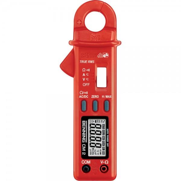 Digital Stromzange Multimeter CM 2 Benning