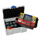TANOS MINI-systainer® T-Loc III lichtgrau Kleinteile mit Boxeneinsatz für MINI-systainer® 8-fach TZT MPN: 80590836