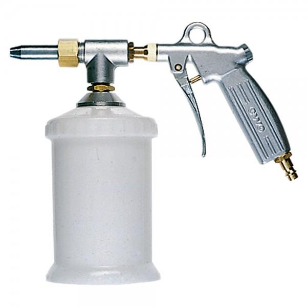 Sandstrahlpistole mit Schlauch und Stecker EWO
