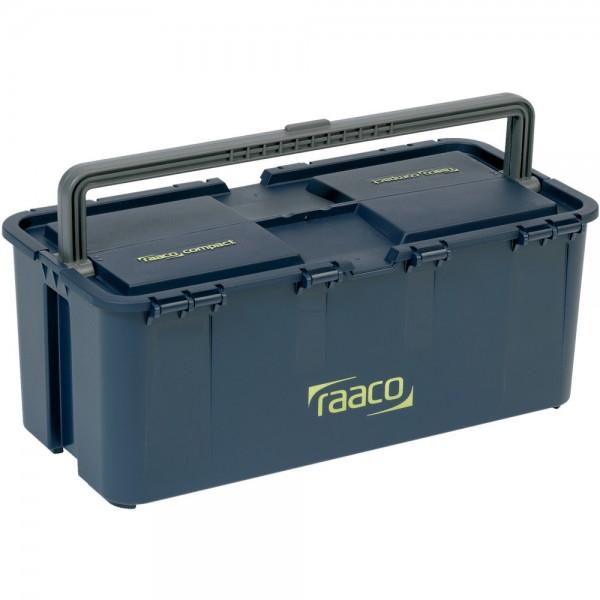 Werkzeugkoffer Compact 20 blau