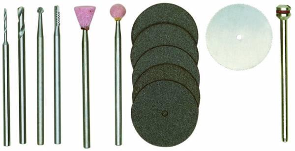 PROXXON Werkzeugsatz für Modellbauer, 13-tlg. 28910