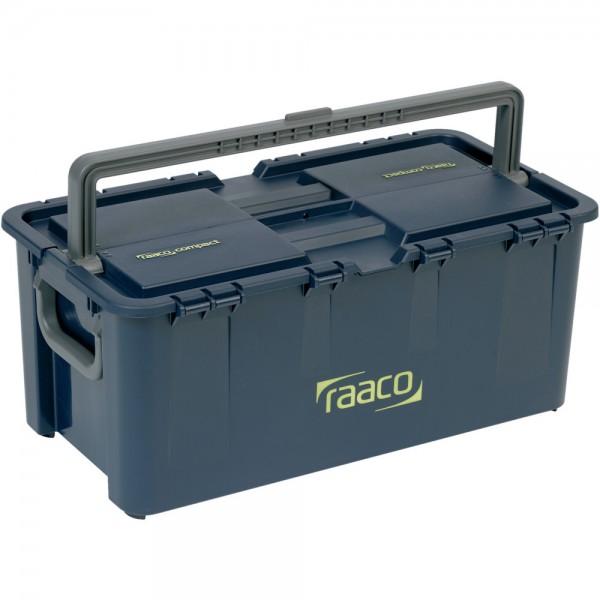 Werkzeugkoffer Compact 37 blau