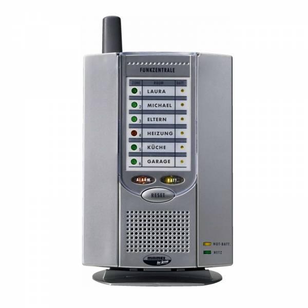REV Minimax Funkzentrale MX 30 MX30 für Rauchmelder