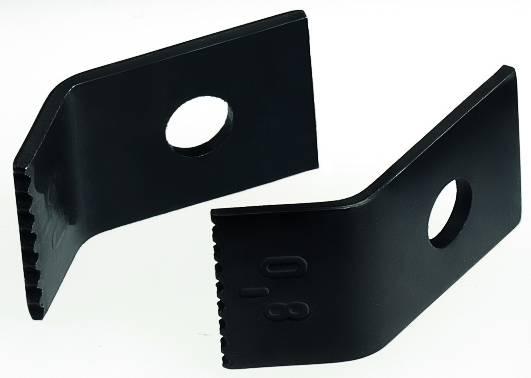 KNIPEX 15 19 008 1 Paar Ersatzmesser für 15 11 120 Ø 0,8 mm